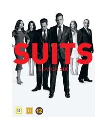 Suits - Season 6 - DVD