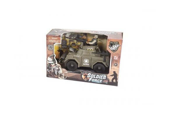 Soldier Force - Quick Vehicle Tank Army (5210642)