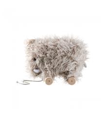 Kids Concept - NEO - Træ pull-a-long Mammut