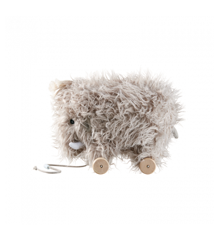 Kids Concept - NEO - Wooden Toy Mammoth pull-a-long (413778)