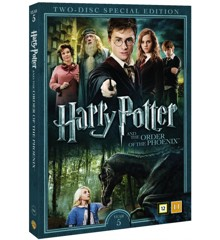 Harry Potter and the Order of the Phoenix - DVD