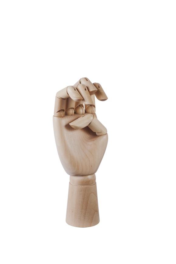 HAY - Wooden Hand - Mellem