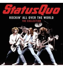 Status Quo/The Collection-Rockin All Over Tye World - CD