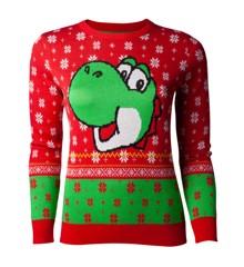 Nintendo Yoshi Sweater L