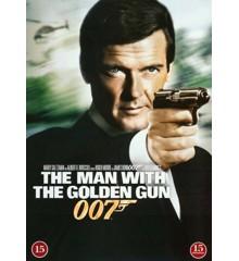 James Bond - The Man with the Golden Gun - DVD