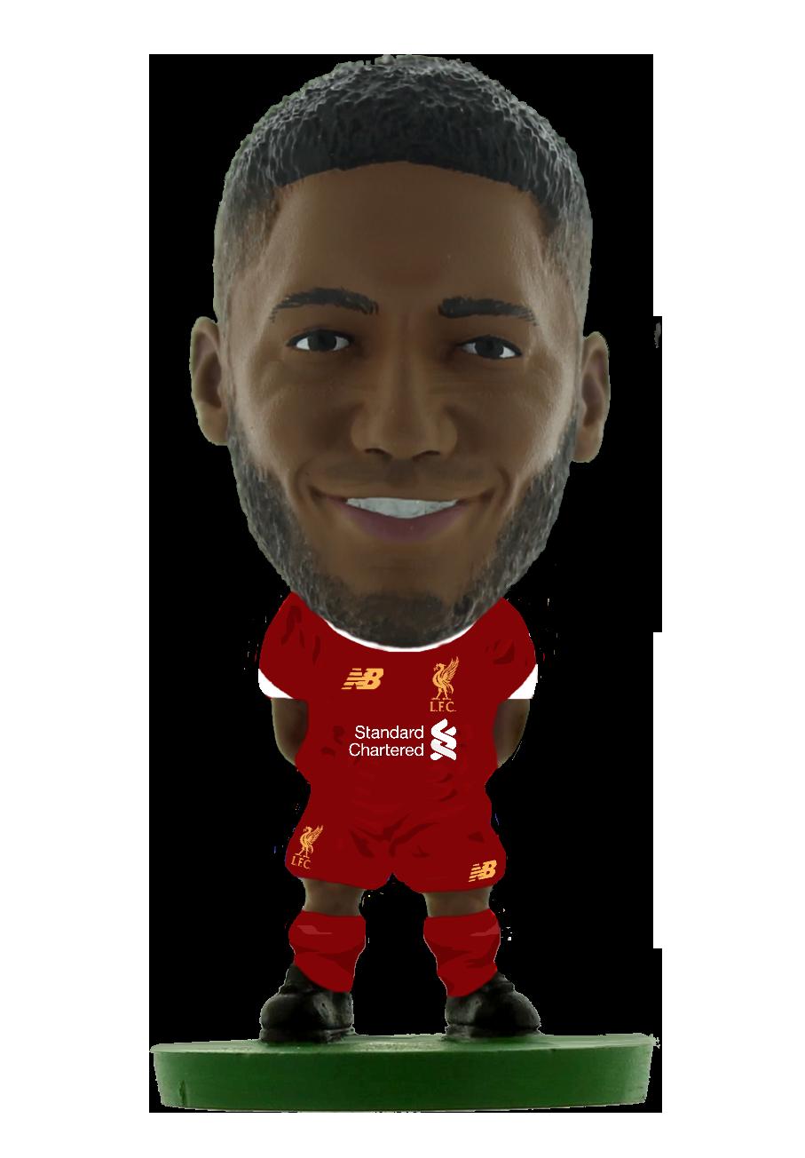 Soccerstarz - Liverpool Joe Gomez - Home Kit (2020 version)