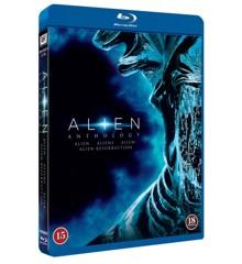 Alien Anthology (4 disc)(Blu-Ray)