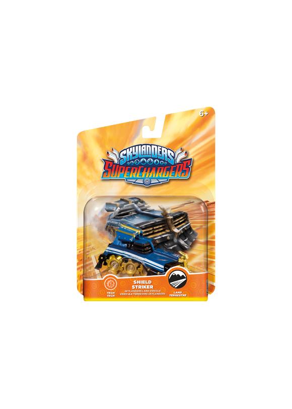 Skylanders SuperChargers - Vehicle - Shield Striker