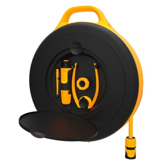Fiskars - Waterwheel with 15 m hose