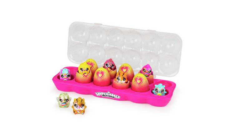 Hatchimals - Colleggtibles 12 pack Artis (6054178)