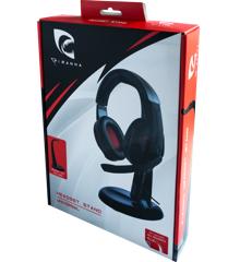 Piranha Headset Stand