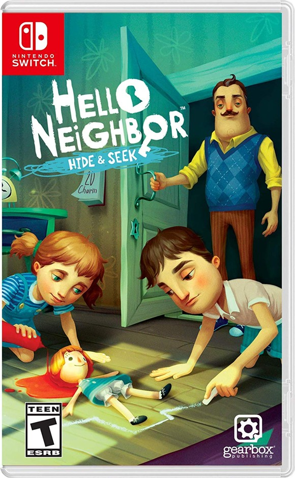 Hello Neighbor: Hide & Seek