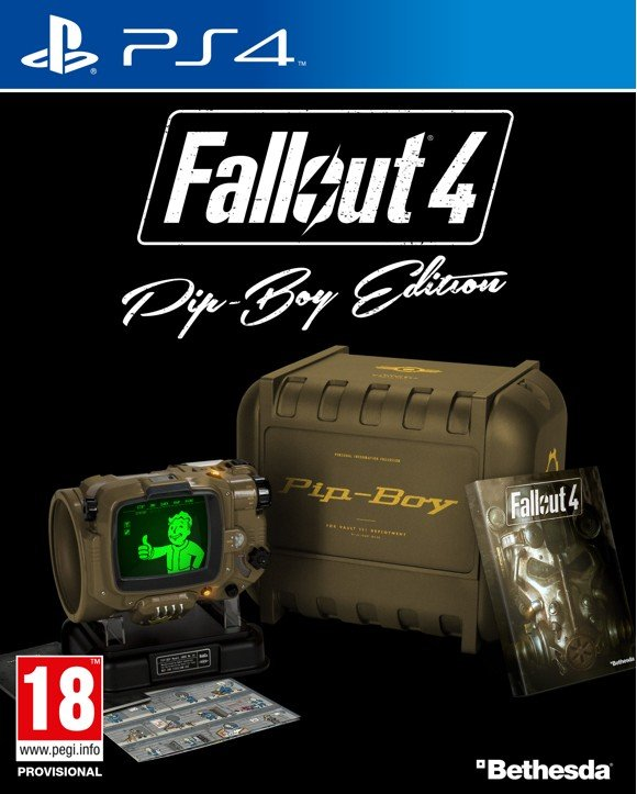Fallout 4 - Pip-Boy Edition