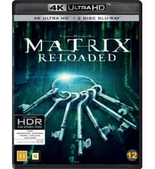 The Matrix 2 (Reloaded)