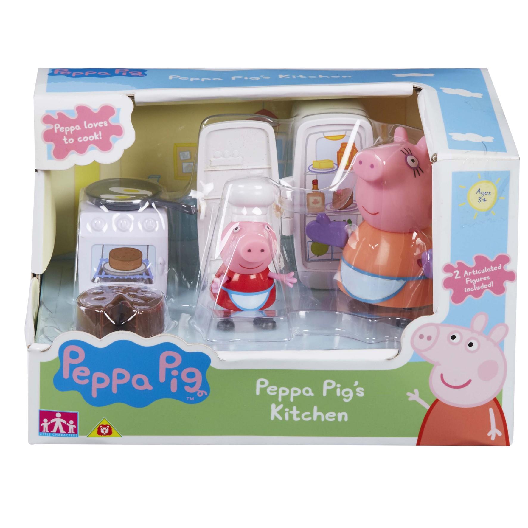 Buy Peppa Pig Kitchen Camping Set 905 06496