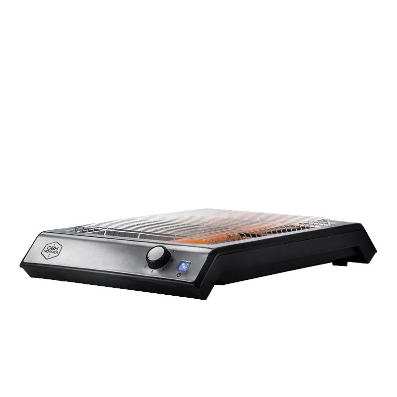 OBH Nordica - Inox Horizon Toaster - Steel (2639)