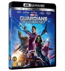 Guardians Of The Galaxy - 4k UHD