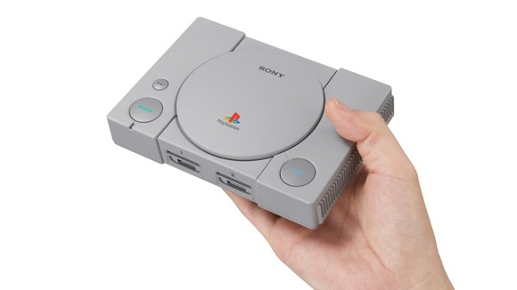 PlayStation Classic Mini Console (UK/EU)