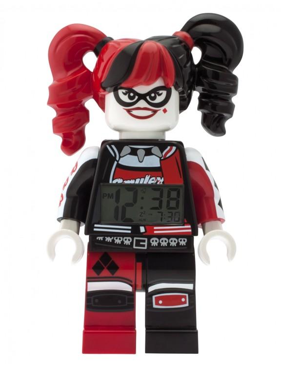 Buy LEGO Alarm Clock - Batman Movie - Harley Quinn (9009310)