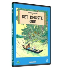 Tintin - Det knuste øre