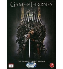 Game of Thrones: Season 1 - DVD