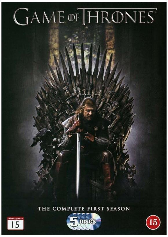 Game of Thrones: Season 1 - DVD