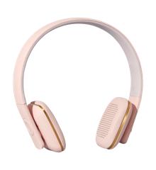 KreaFunk - aHead Høretelefoner - Dusty Pink