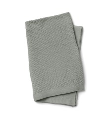 Elodie Details - Moss-Knitted Blanket - Mineral Green