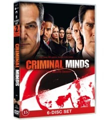 Criminal Minds - season 2 - DVD