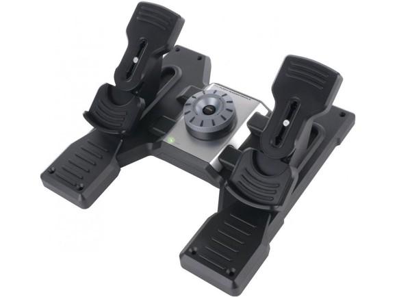 Logitech - G Saitek PRO Flight Rudder Pedals