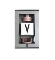 Design Letters - Grow With Your Cup Gaveæske V - Pink