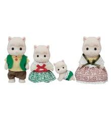 Sylvanian Families - Woolly Alpaca Family (5358)