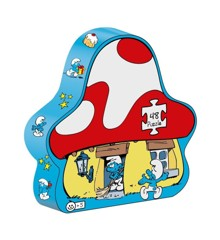 Barbo Toys - Puzzle - Smurf Deco House (8221)