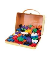 Plus-Plus - BIG Basic - Metal kuffert, 70 dele (2-775)