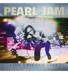 Pearl Jam – Best of Live Chicago 1992 - LP - Vinyl