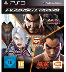 Fighting Edition:  Tekken 6 + Tekken Tag Tournament 2 + Soul Calibur V (5)