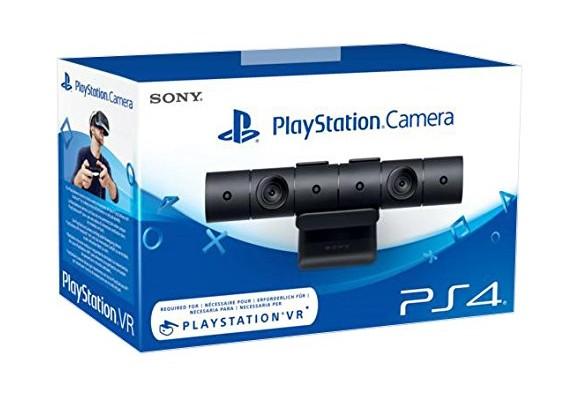 New Sony PlayStation 4 Kamera