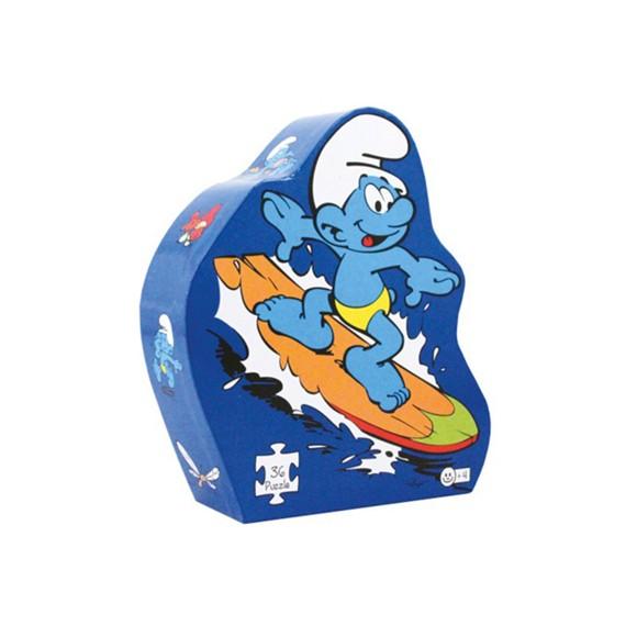 Barbo Toys - Puzzle - Smurf Deco -Surf (8223)