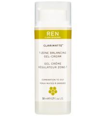 REN - Clairmatte T-Zone Balancing Gel Creme 50 ml