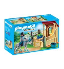 Playmobil - Hestestald med Appaloosa Hest (6935)