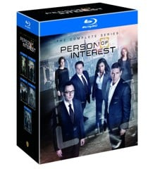 Person Of Interest - Season 1-5 (Blu-Ray)