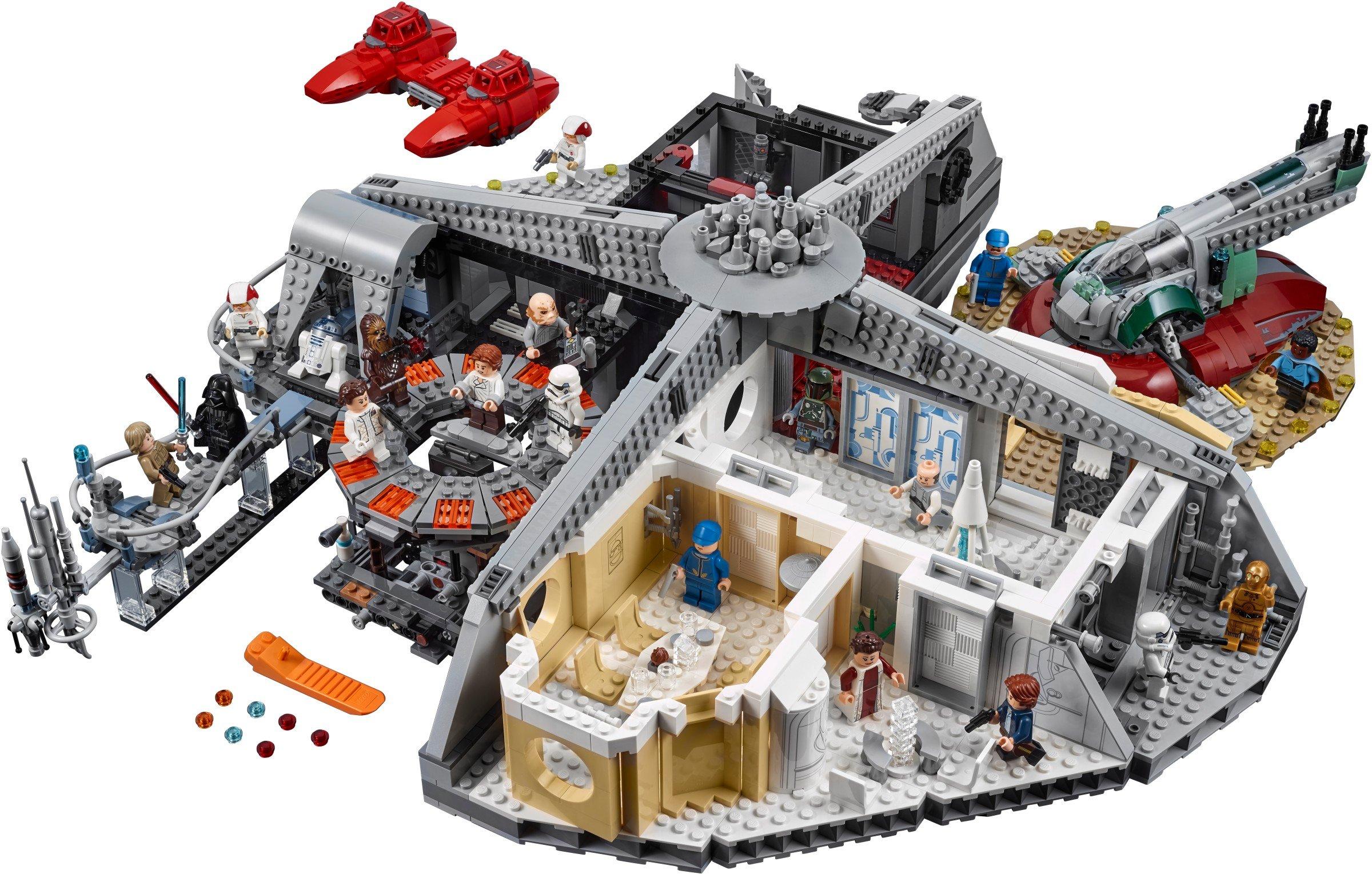 Kaufe LEGO Star Wars - Betrayal at Cloud City (75222)