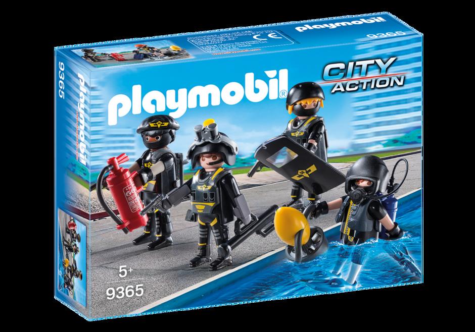Playmobil - SWAT Team (9365)