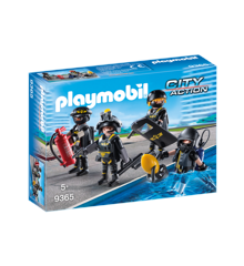 Playmobil - SWAT Team (9365)