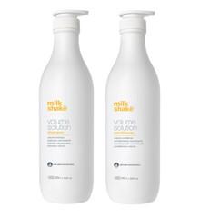 milk_shake - Volume Solution Shampoo 1000 ml + Volume Solution Conditioner 1000 ml