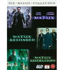 Matrix Collection, The - DVD
