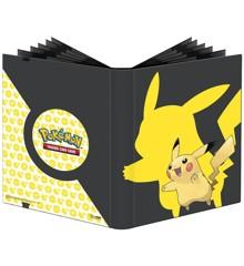 Pokémon - Binder PRO 9-P Pokemon Pikachu 2019 (Pokemon Kort Mappe) (ULT15107)
