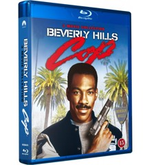 Beverly Hills Cop 1-3 (3 disc)(Blu-Ray)