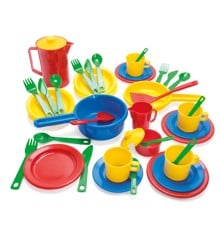 Dantoy - Kitchen Play Time in Box (4223)
