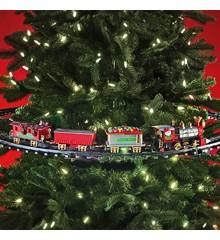 Juletræ Tog